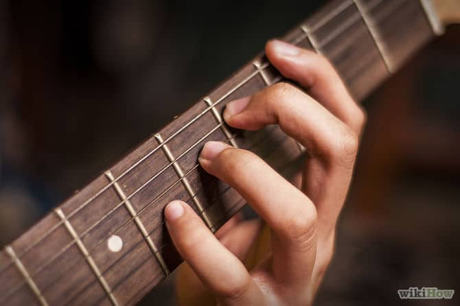 Learning Guitar How To Play Chords Easily