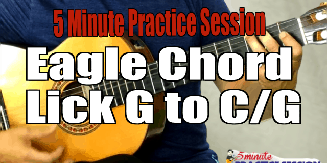 Pop Rock Chord Change Workout – 5 Minute Practice Session