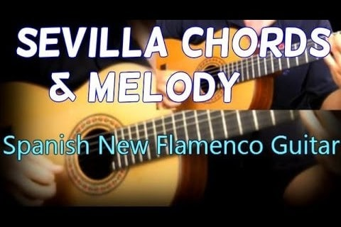 Play Spanish Guitar Chords And Melody… Seville