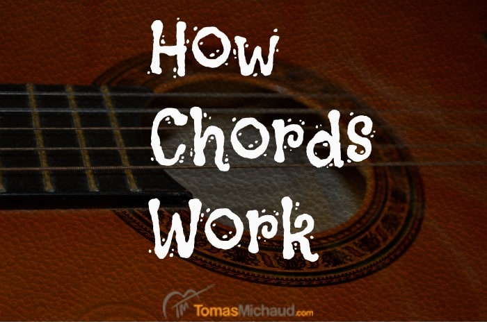 How Chords Work Easy Guitar Theory Lesson