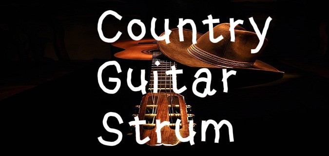 Country Guitar Strumming Pattern – Why Is It #2?