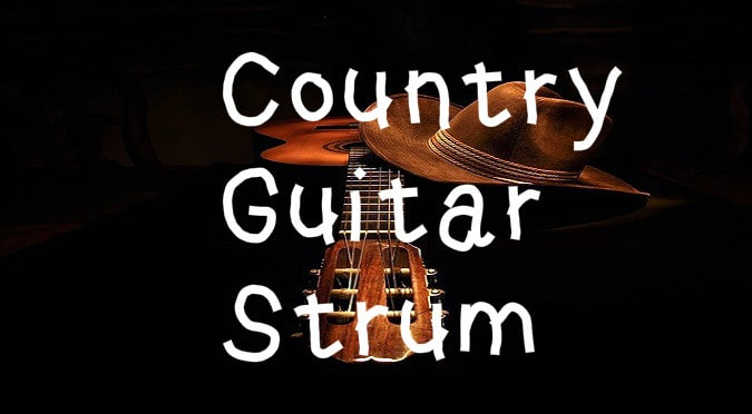 Country Guitar Strumming Pattern - Why Is It #2? - Real Guitar ...