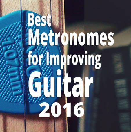 Beginning Guitar 101 - Best Metronome For Guitar - Tomas Michaud
