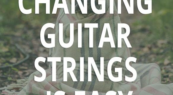 The Beginner's Guide to Restringing Your Guitar