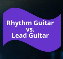 What's The Difference Between Rhythm Guitar & Lead Guitar?