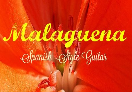 Malagueña Bass Note Riff Spanish Guitar Lesson