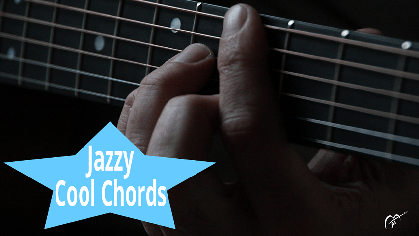 Cool Jazzy Jazz Guitar Chord Progression Lesson 3