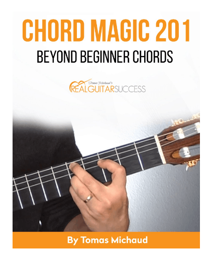 Chord Magic 201 - Beyond Beginner Guitar Chords - Real Guitar ...