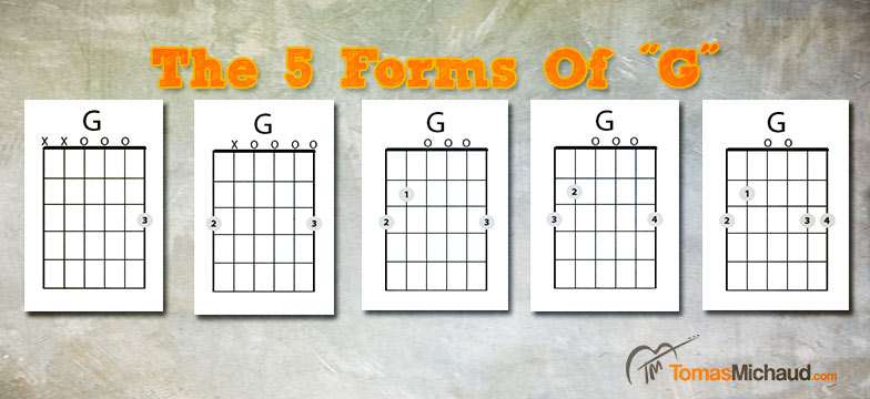 Which Is The Right Way To Play The G Chord?