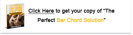 The Perfect Bar Chord Solution