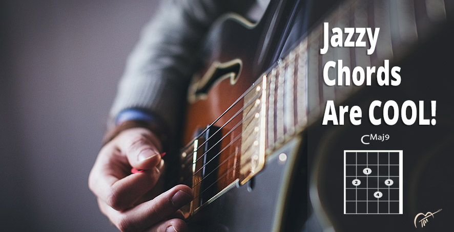 Jazz Guitar Chords Progression 2