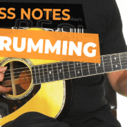 Playing Bass Notes While Strumming