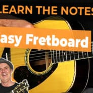 How to Memorize Notes on the Guitar Fretboard
