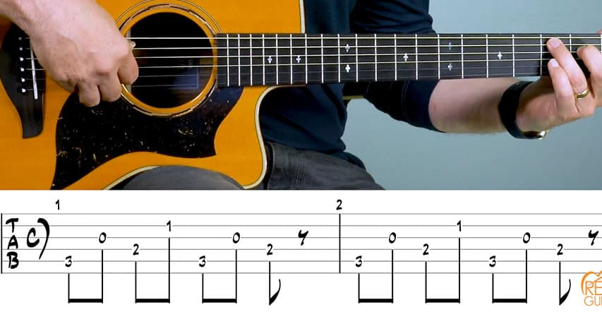 basic picking pattern