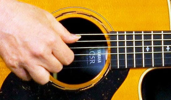 """Travis"" Style Fingerpicking Tutorial For Beginners (with tabs)"