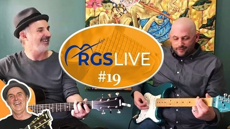 RGS Live #19 | Outstanding Rhythm & Timing with Thomas Perry