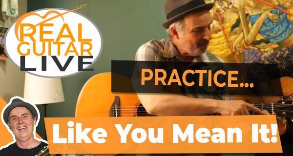 RGS Live #21 | Getting Started with Jazz/Blues Improvisation w/guest Nathan