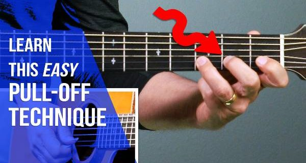 Pull-Off Guitar Lesson And Exercise