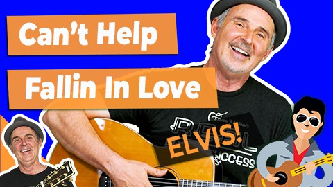 How To Play Can't Help Falling In Love | Elvis Presley