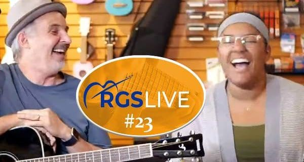 Real Guitar Live #25 | Getting The Most from YouTube and Online Guitar Lessons