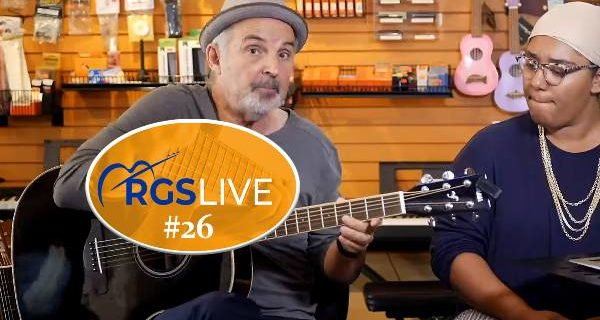 Real Guitar Live #26 | Care And Feeding of Your Acoustic Guitar
