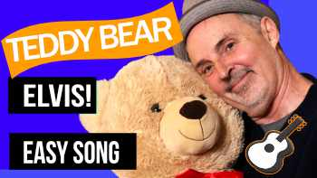 Teddy Bear Elvis Tutorial | Easy Guitar Songs