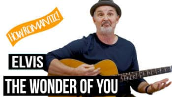 How To Play Wonder Of You – Elvis | Easy Guitar Song