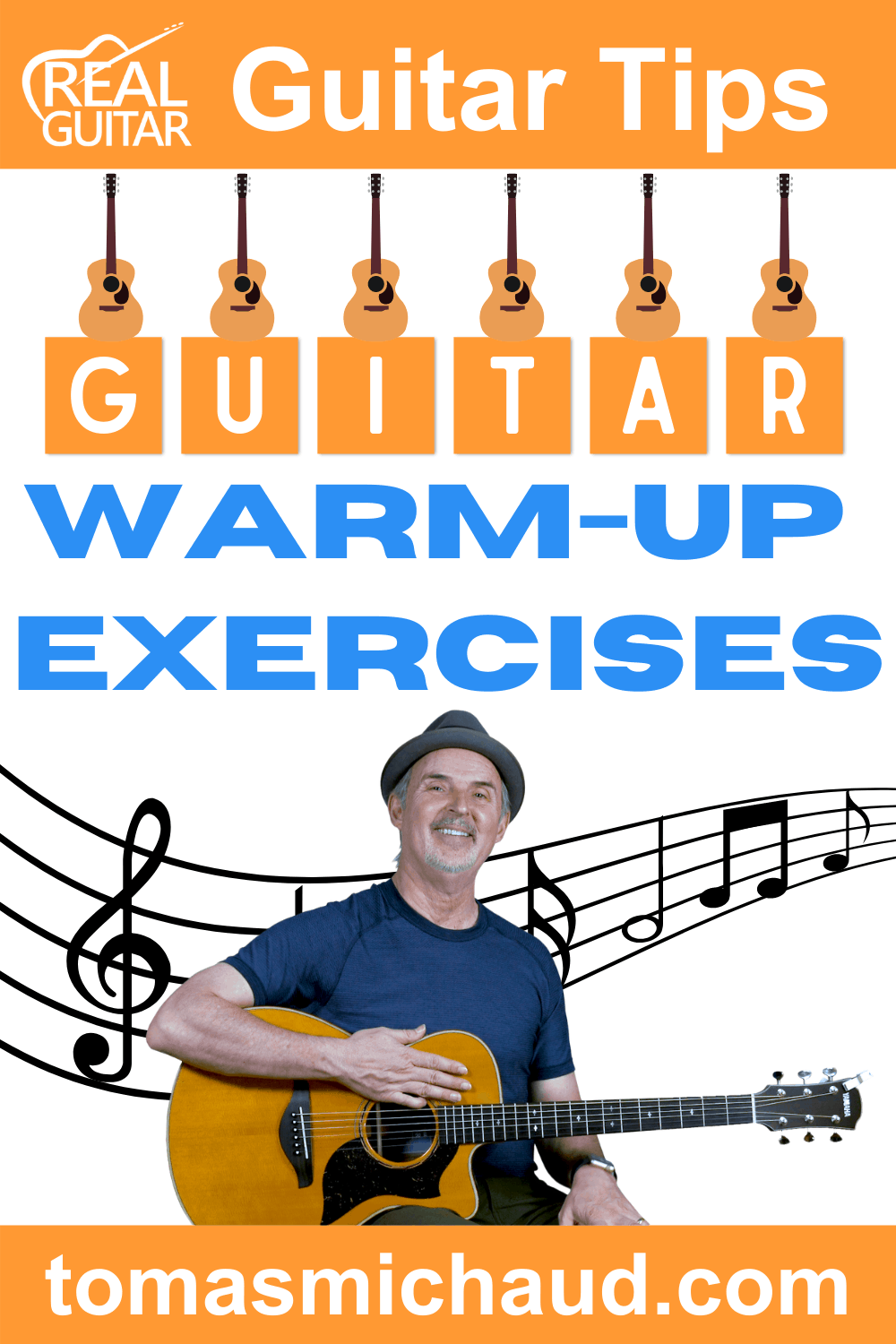 Guitar Warm-Up Exercises