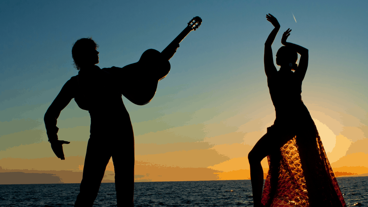 Adding Chords To The Easy Flamenco Rumba  Strumming Pattern