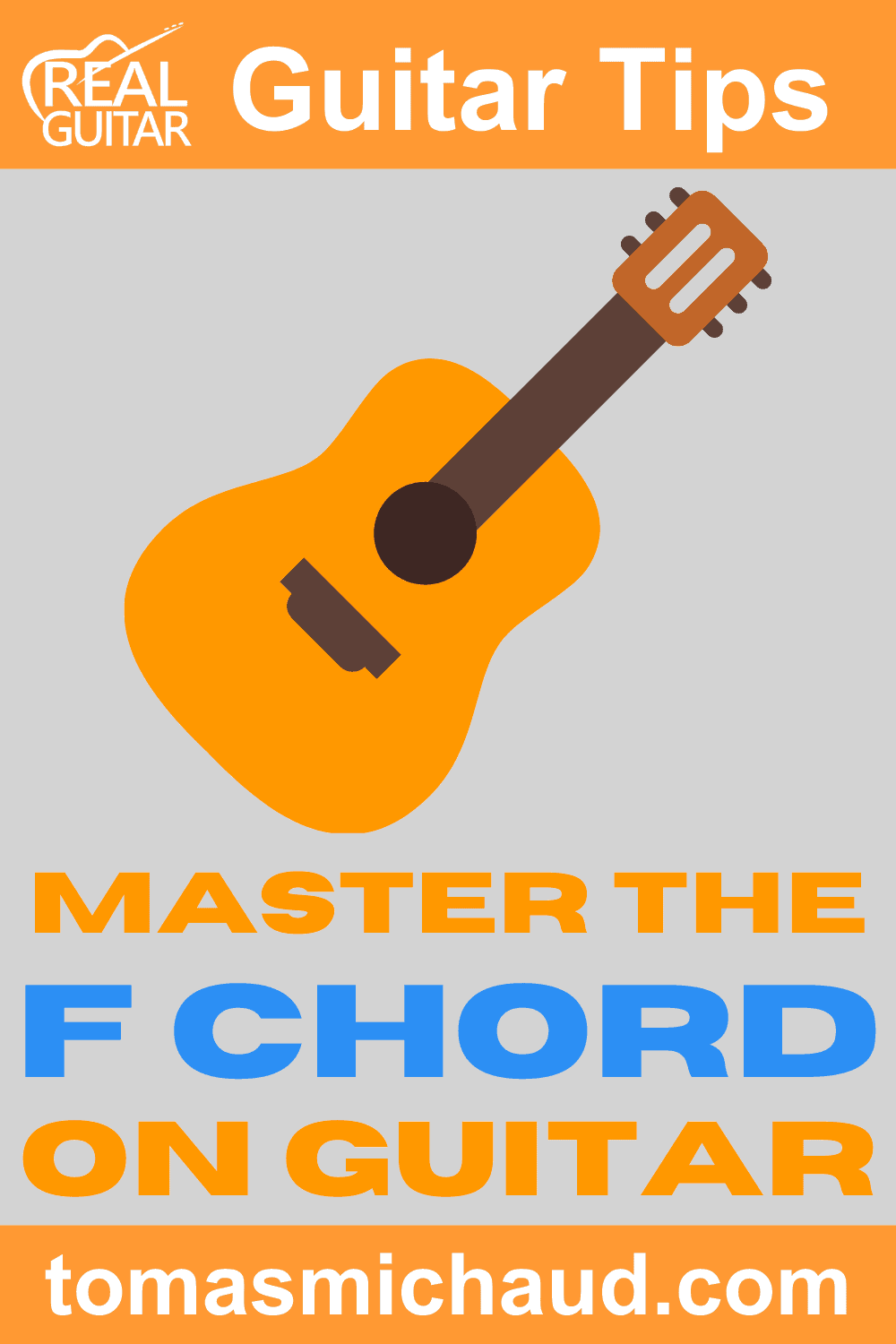 Master the F Chord on Guitar