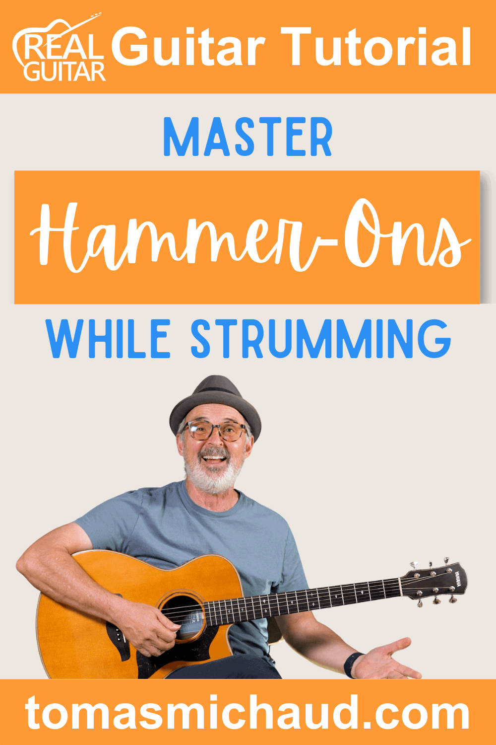 Master Hammer-Ons While Strumming