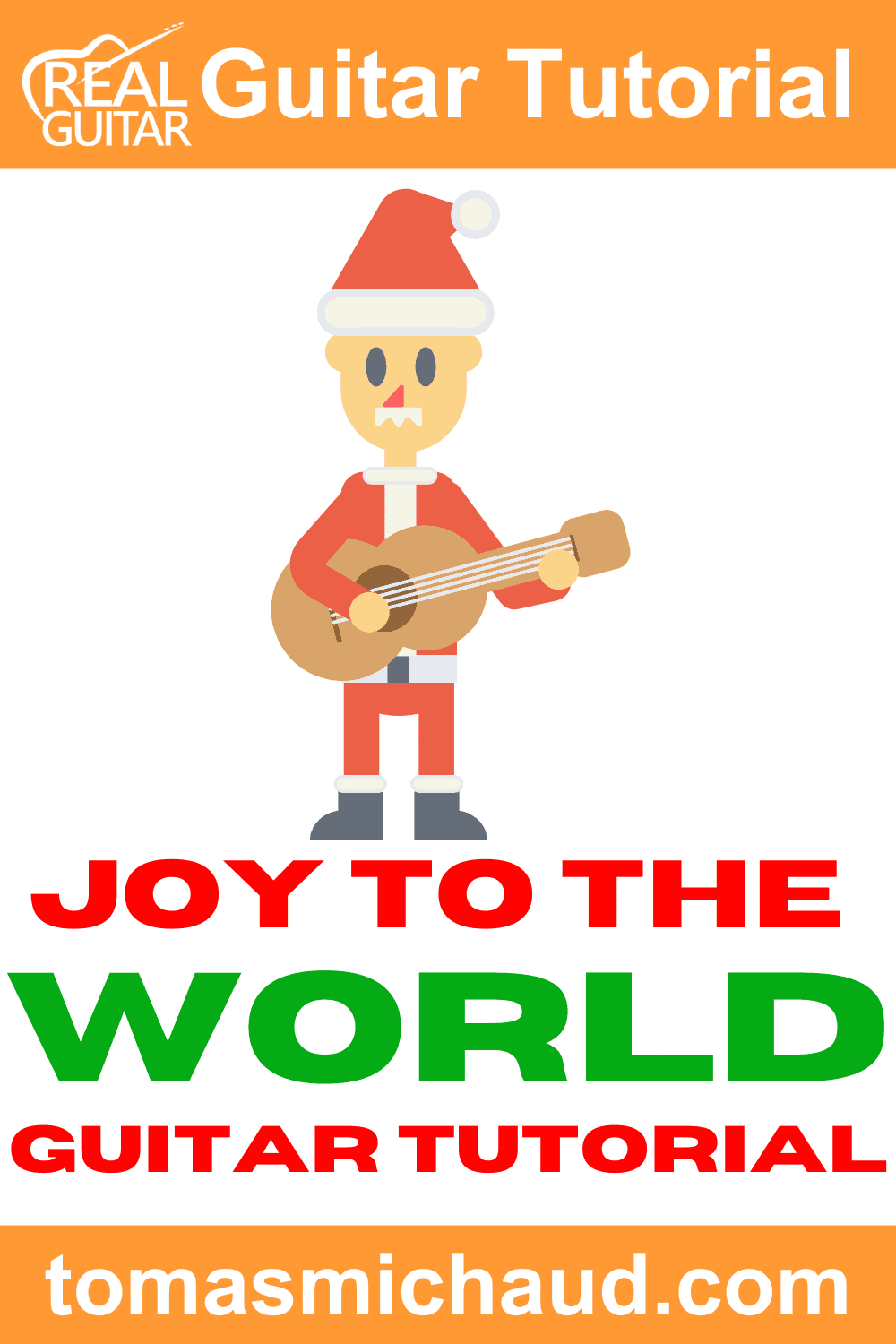 Joy to the World Guitar Tutorial