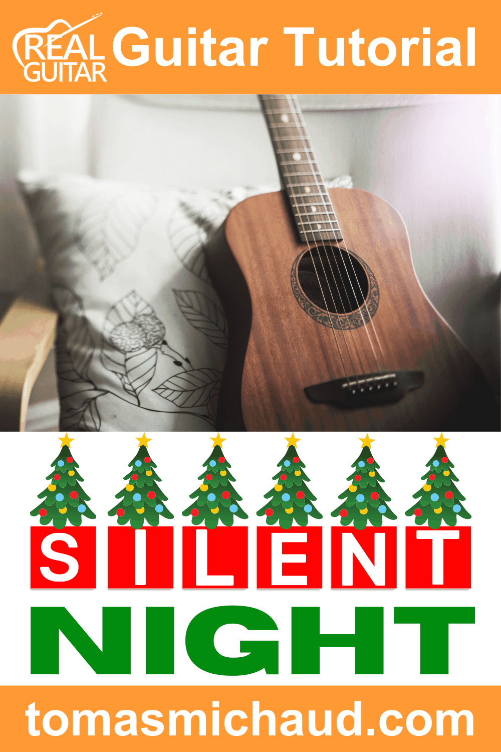 Silent Night Guitar Lesson
