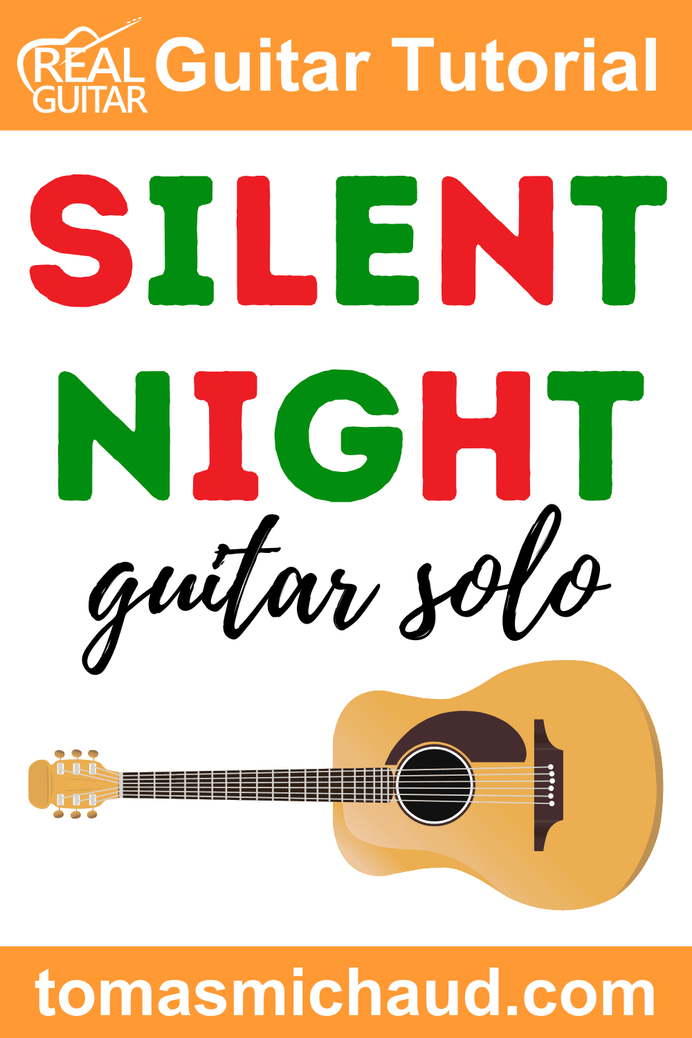 Silent Night Guitar Solo