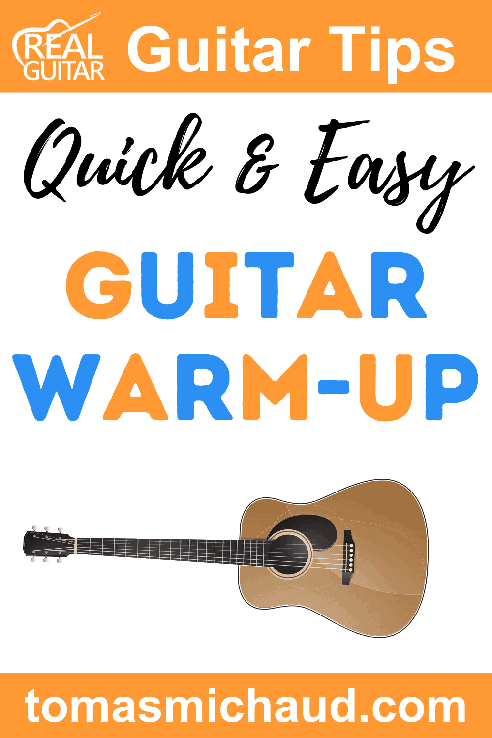 Quick and Easy Guitar Warm-Up