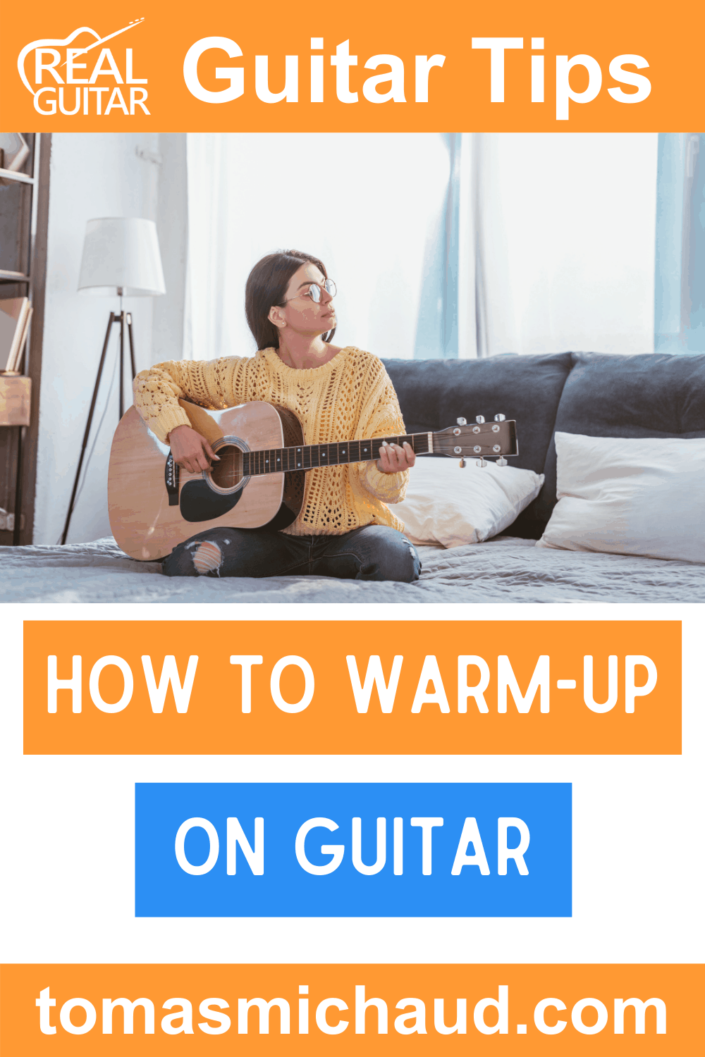 How to Warm-Up on Guitar