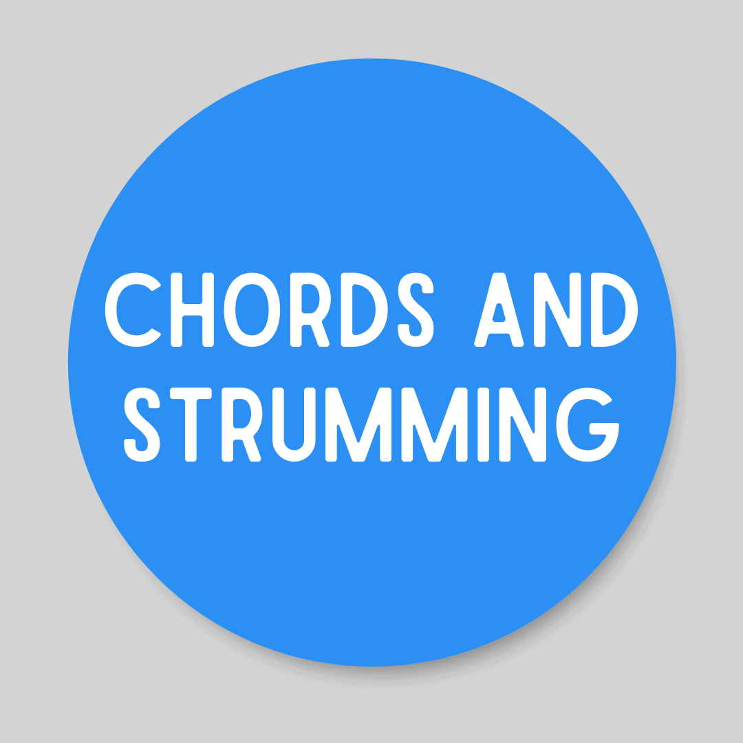 Chords and strumming