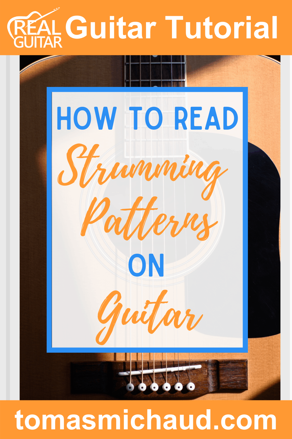 How to Read Strumming Patterns on Guitar
