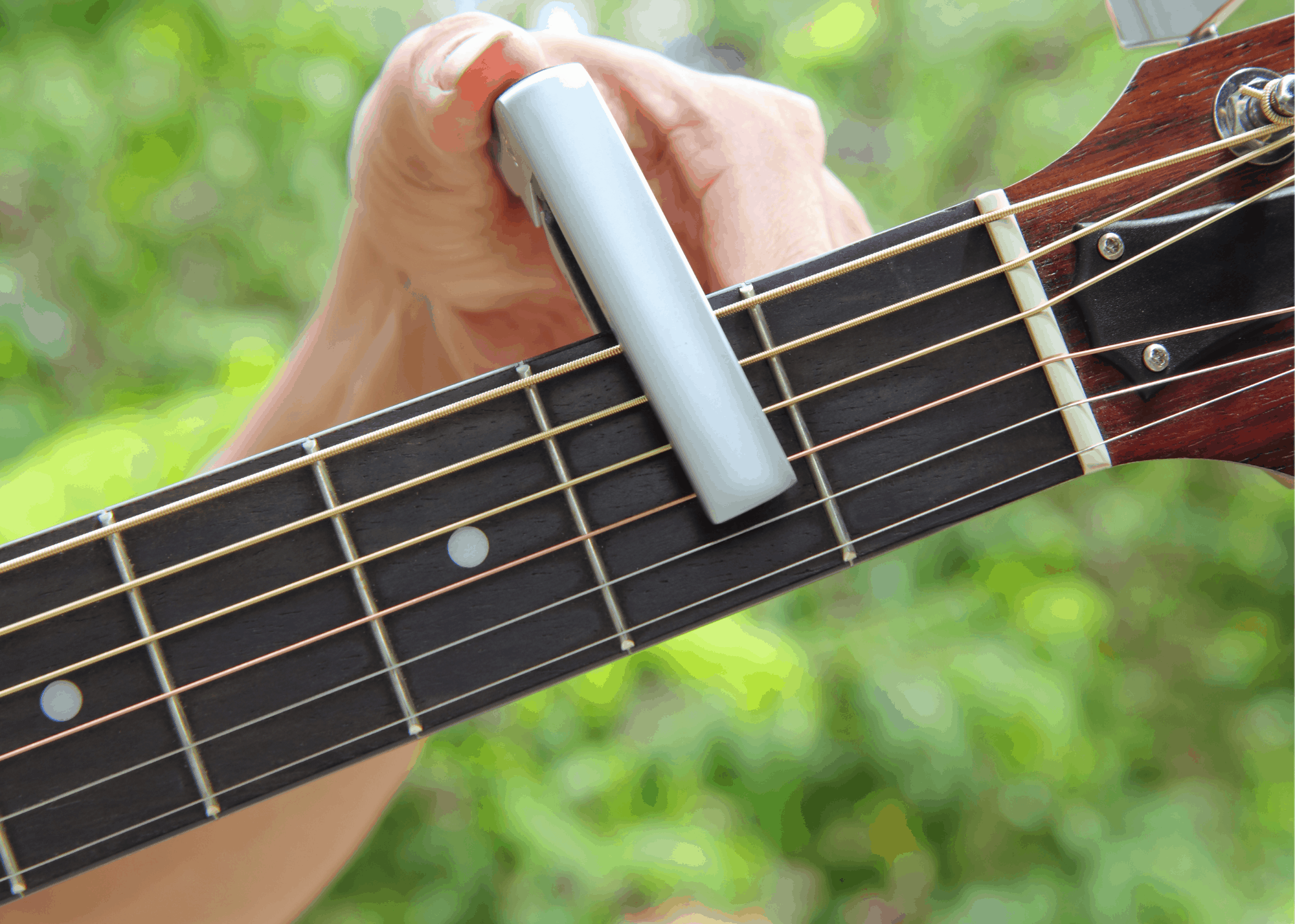 changing keys with a capo exercises
