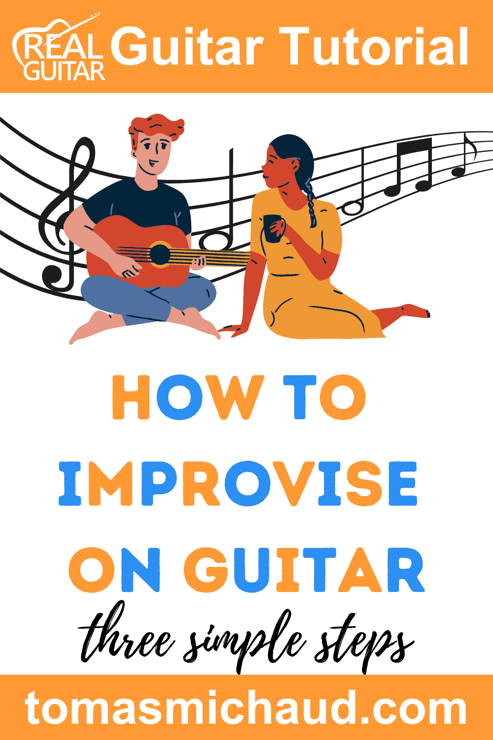 How to Improvise on Guitar