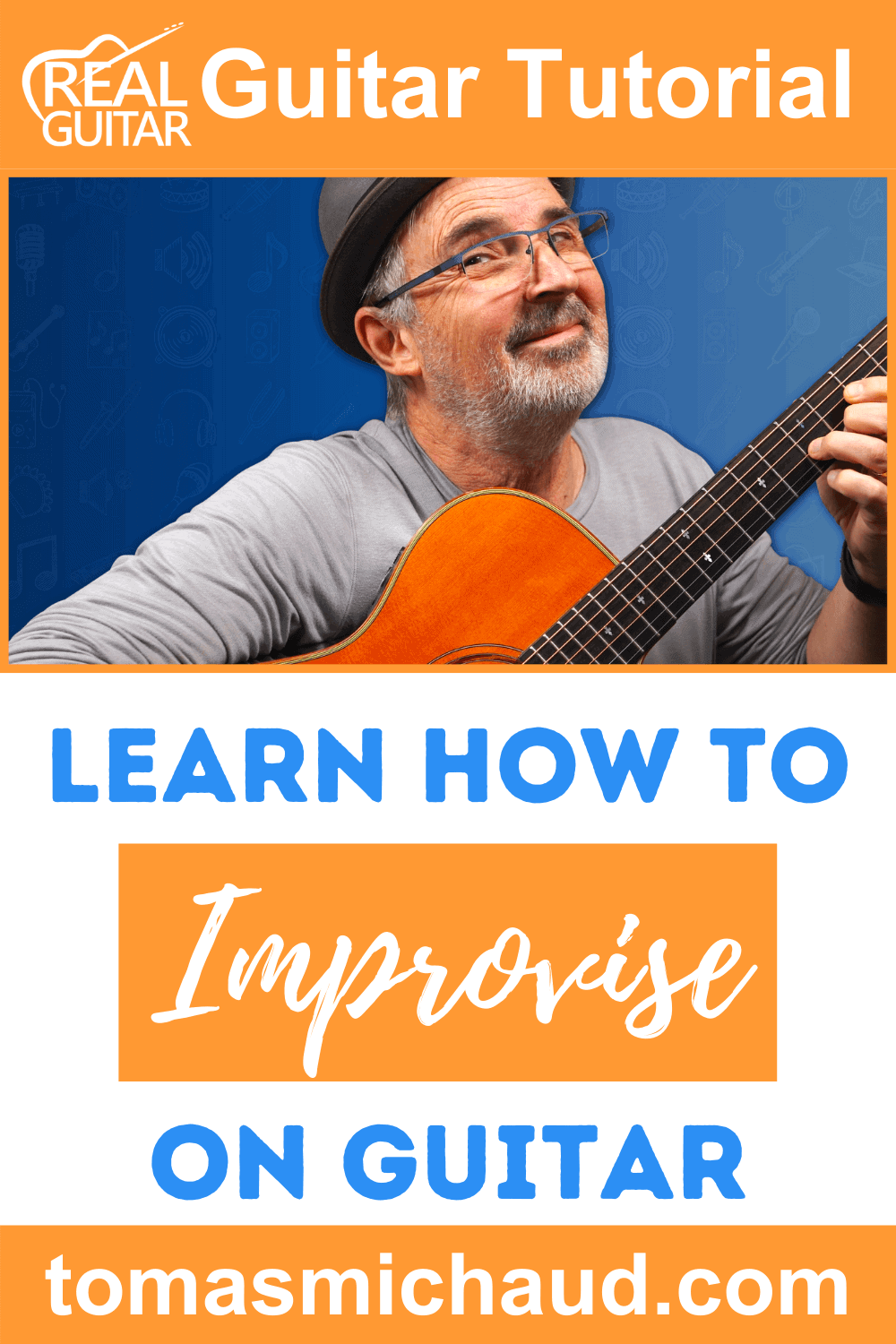 Learn How to Improvise on Guitar