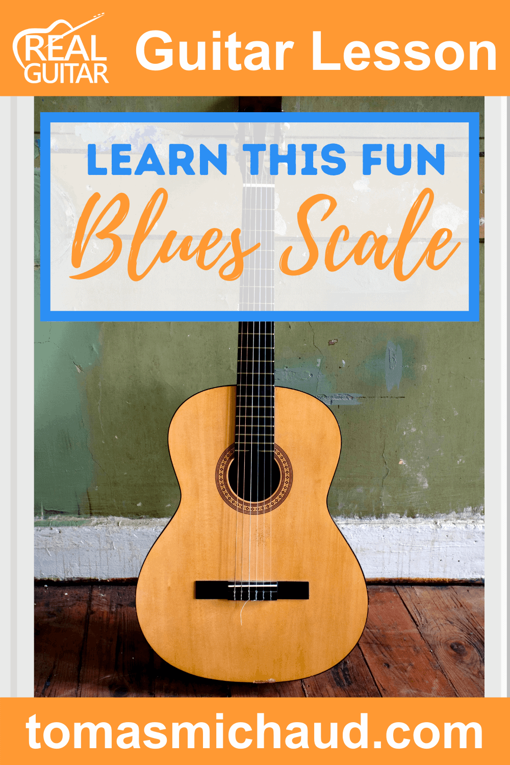 Learn This Fun Blues Scale