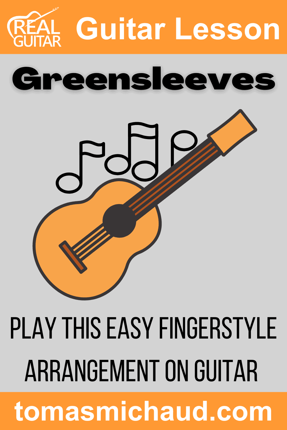 Greensleeves: Play This Fingerstyle Arrangement On Guitar