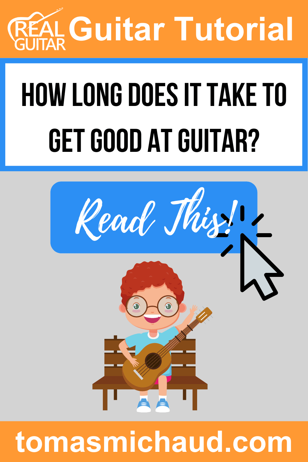 How Long Does It Take To Get Good At Guitar