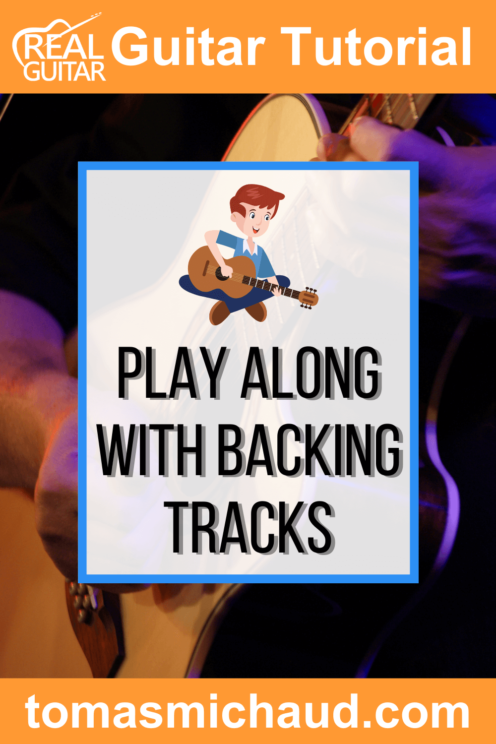 Play Along With Backing Tracks