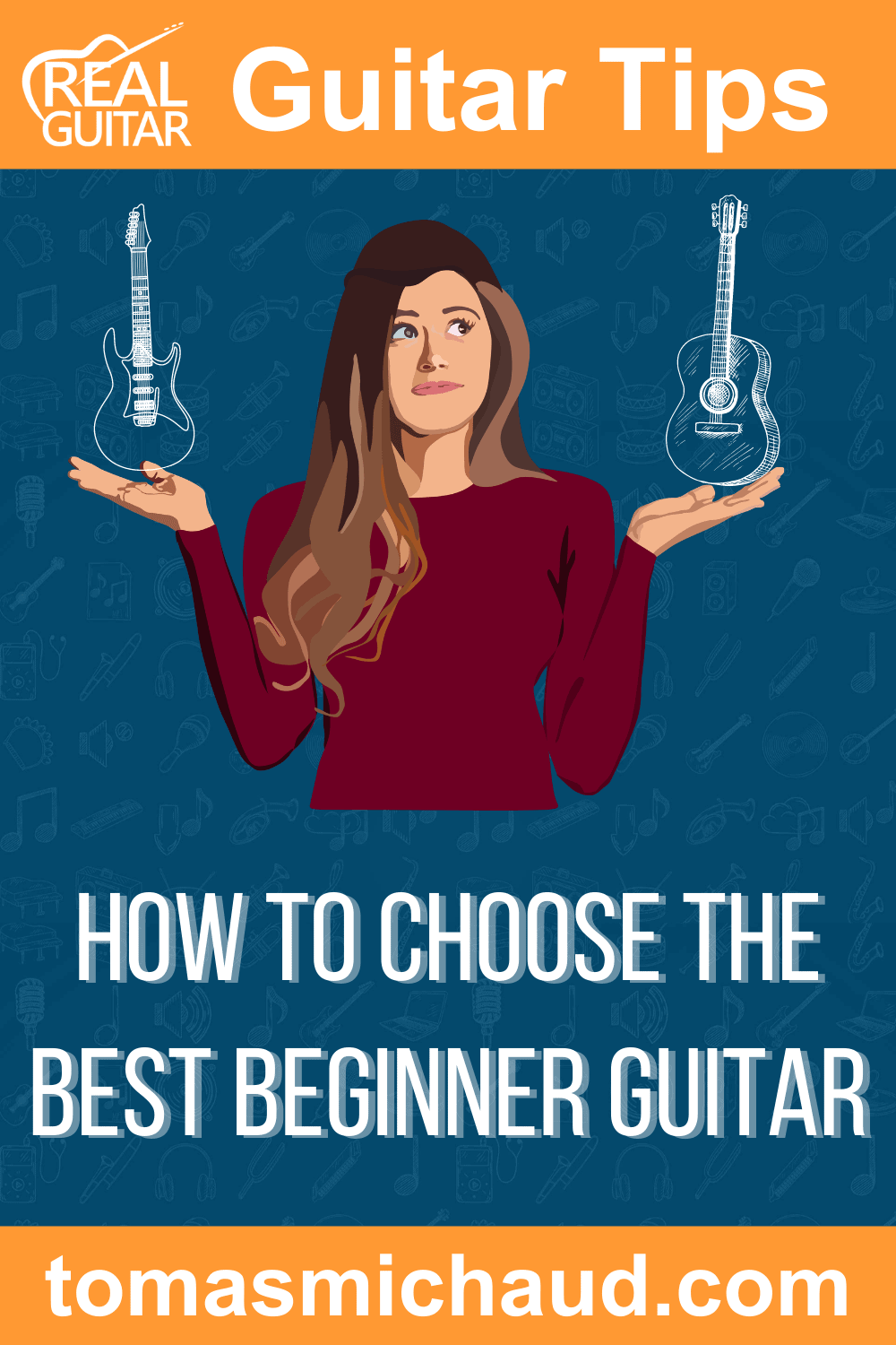 How To Choose The Best Beginner Guitar