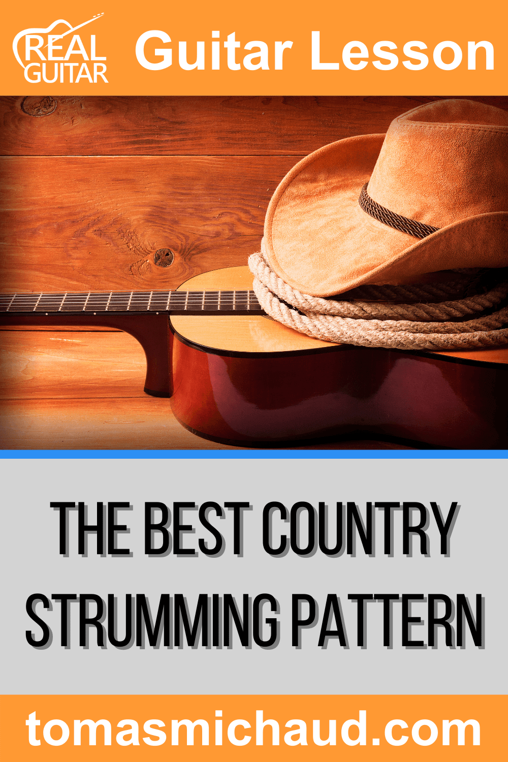 The Best Country Strumming Pattern
