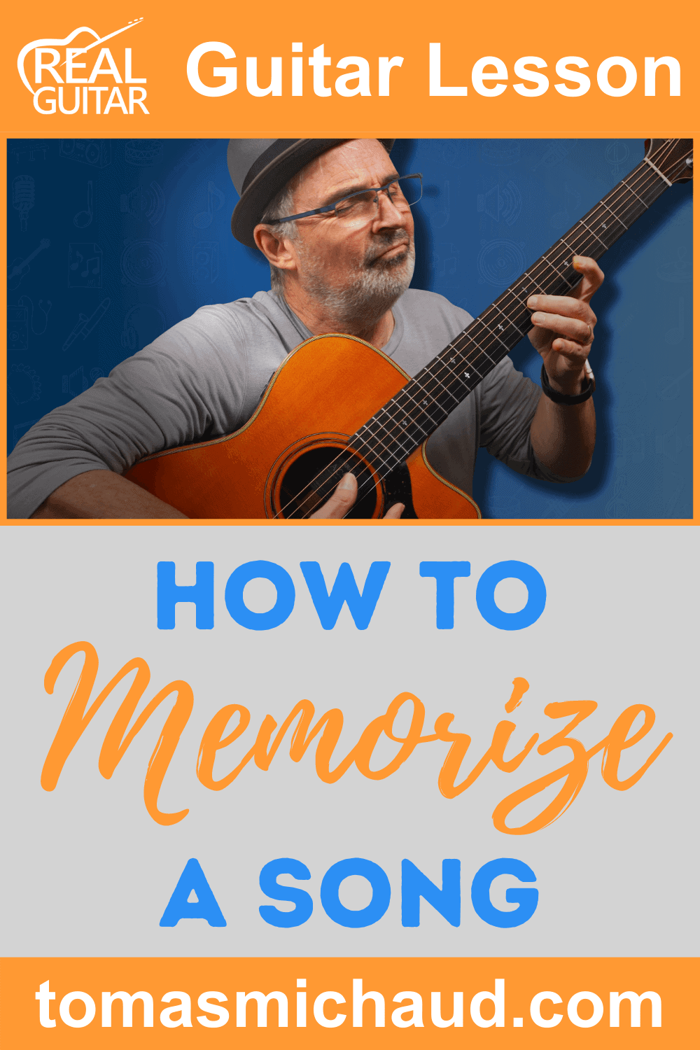 How To Memorize A Song On Guitar