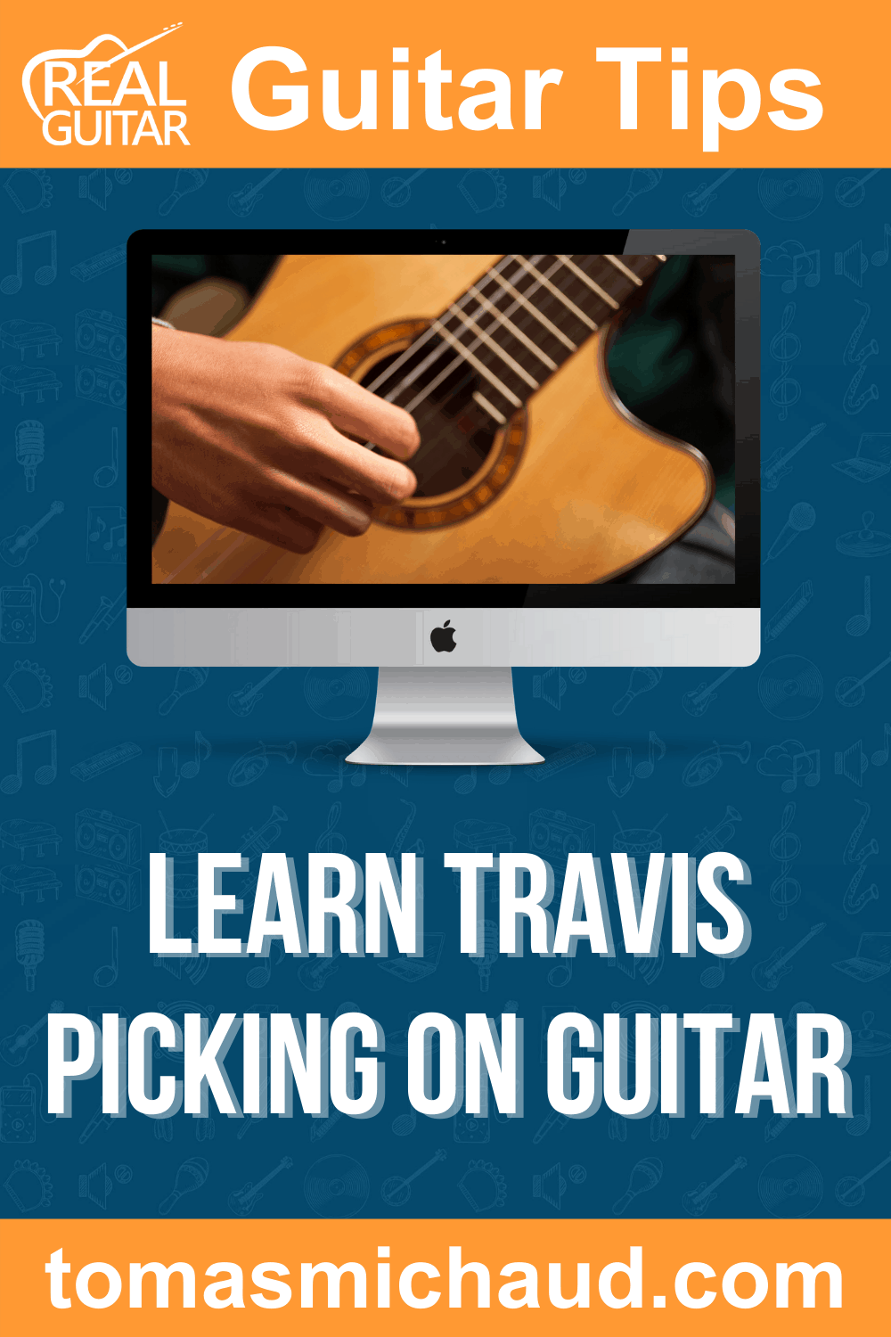 Learn Travis Picking On Guitar