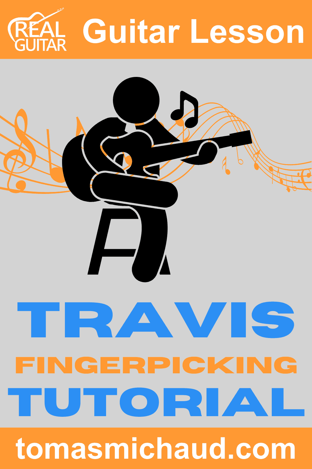 Travis Fingerpicking Tutorial
